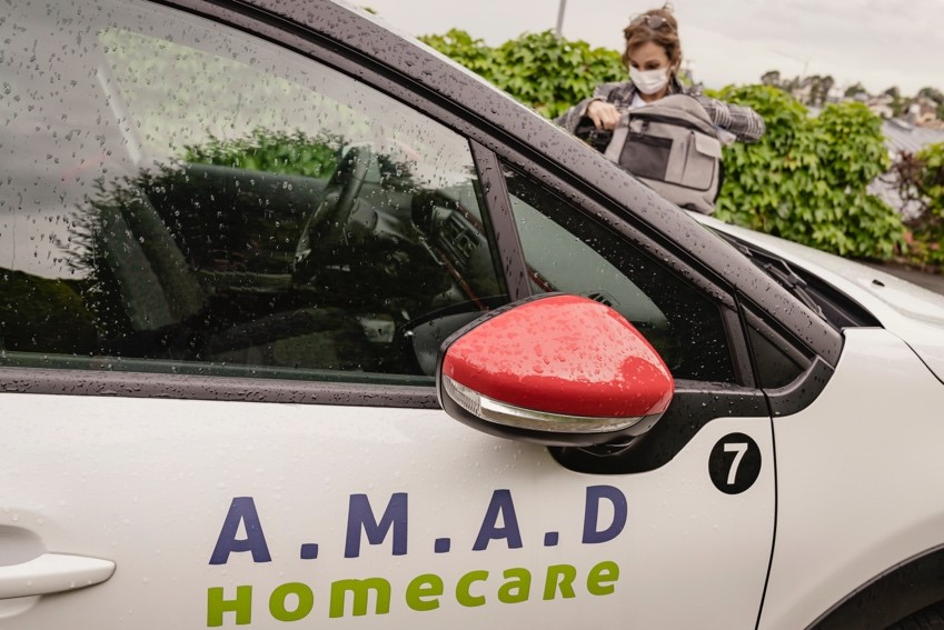 Recrutement AMAD Homecare